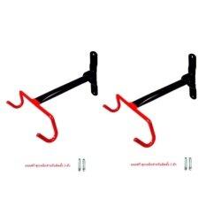 Iremax ขาแขวนจักรยานแบบติดผนัง แขวนข้าง แพ็คคู่ เป็นต้นฉบับ