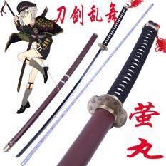 Japan ดาบซามูไร คาตานะ Katana Samurai Sword Hattori Hanzo สำหรับวางตั้งโชว์ Japan ถูก ใน กรุงเทพมหานคร
