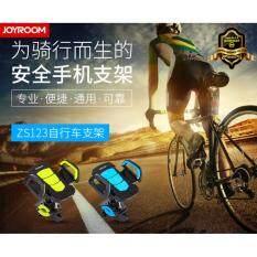 ความคิดเห็น Joyroom ที่จับโทรศัพท์มือถือ รุ่น Zs123 สำหรับรถมอเตอร์ไซค์และจักรยาน Gpsนำทาง เหมาะกับมือถือ 3 5 7 นิ้ว Adaptable Bike Holder