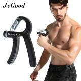 ซื้อ Jvgood Hand Grip Strengthener Strength Trainer Adjustable Resistance 10 40Kg Arm Hand Exerciser Non Slip Gripper For Athletes Pianists Kids ถูก จีน