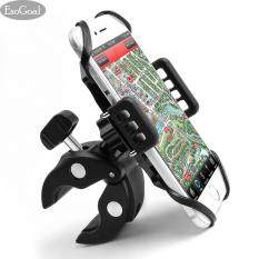 Jvgood Phone Holder For Bike Bicycle Motorcycle Phone Mount Holder With Asymmetric Design For Vast Compatibility Any Cell Phone ถูก
