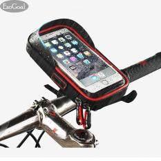 โปรโมชั่น Jvgood Phone Waterproof Holder For Bike Bicycle Motorcycle Phone Mount Holder With Asymmetric Design For Vast Compatibility Any Cell Phone More Jvgood