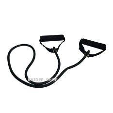 ราคา Kaidee ยางยืด ออกกำลังกาย บริหารแขน ขา เฟริ์มได้ดี ปรับได้หลายท่า ยืดหยุ่นดี สีดำ ที่สุด