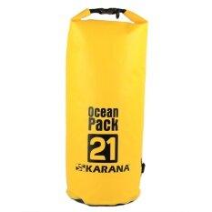 ขาย ซื้อ ออนไลน์ Karana Ocean Pack 21L กระเป๋ากันน้ำ 21 ลิตร