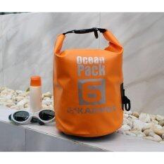 ขาย Karana Ocean Pack กระเป๋ากันน้ำ ขนาด 6 ลิตร ใหม่
