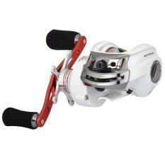 ราคา Kastking Whitemax Low Profile 5 3 1 Gear Ratio Baitcasting Reel 8Kg Drag Bait Casting Fishing Reel For Lake River Fishing Intl Kastking จีน