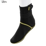 ขาย Keepdiving Paired Unisex Neoprene Keep Warm Diving Socks Non Slip Swimming Wetsuits Snorkeling Boot Size Xl Black Intl Timezone ถูก