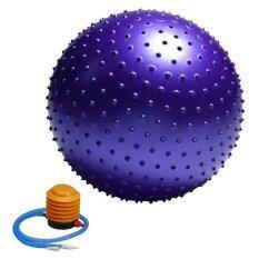 ขาย Kinglion Sport 65Cm ลูกบอลโยคะผิวหนามสีม่วง โยคะบอล ลูกบอลออกกําลังกาย ฟิตบอล ลูกบอลฟิตเนส ฟิตเนสบอล ยิมบอล อุปกรณ์ฟิตเนส ออกกําลังกายลดพุง Purple Fitball Fitness Ball Yoga Ball Massage Ball ออนไลน์