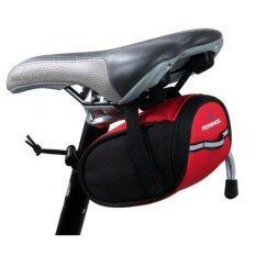 ราคา กระเป๋าใต้อานจักรยาน Roswheel Red Black Mj Bike