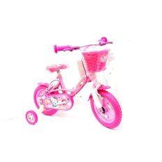 ราคา La Bicycle จักรยาน 12 Hello Kitty สีชมพู La Bicycle
