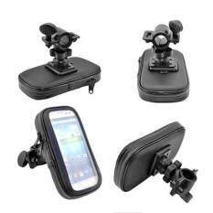 ราคา หญ้าคารถจักรยานยนต์จักรยานกระเป๋าใส่หน้าเจ้าของเคสสำหรับโทรศัพท์มือถือจีพีเอสN16ซมกันน้ำ Xl สีดำ เป็นต้นฉบับ