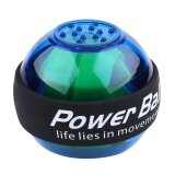 ราคา Led Exercise Hand Wrist Gyroscope Power Ball For Golf Tennis Force Strength Blue Intl ถูก