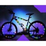 ส่วนลด นำแสงสำหรับจักรยานส่องแสงไฟสำหรับขี่จักรยานที่มีสีสันไฟจักรยาน นานาชาติ จีน