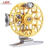 ขาย Leo He50 โลหะอะลูมิเนียมเจือด้วยมือขวาอุลตร้าไลท์รอกตกปลาก่อนบิน ทอง