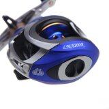 ซื้อ Lma200 10 1Bb Ball Bearings Right Hand Bait Casting Fishing Reel High Speed 6 3 1 ใหม่ล่าสุด