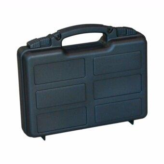 กล่องใส่ปืน วัสดุคุณภาพสูง Lockable Pistol Case With Pre-Cut Foam