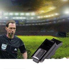 ซื้อ เสียงดังนกหวีดไร้เมล็ดนกหวีดพลาสติก Professional Soccer ผู้ตัดสินนกหวีด 1 ชิ้นคุณภาพสูง Unbranded Generic