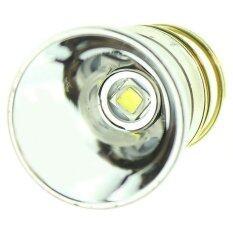 ซื้อ Lovesport Cree Xm L2 U2 Single Mode 1200Lm Led Bulb Module Flashlight Torch Wf501 Wf502 Silver ออนไลน์ ถูก