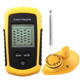 ขาย Ffw 1108 1 Lucky Portable Dot Matrix Wireless Sonar Sensor Fish Finder With Audible Fish Alarm Backlight Depth Sounder 40M 131Ft For Fresh And Salt Water Ocean River Lake Sea Ice Icy Water Handheld Fish Locator Bottom Contour Intl Lucky ใน ฮ่องกง