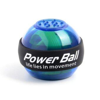 ลูกบอลบริหารข้อมือ แขน ไหล่ นิ้ว Wrist Ball (สีน้ำเงิน)