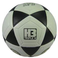 ลูกฟุตบอลหนังอัดไนล่อน Triple H Begin เบอร์ 5 H3 Sport เป็นต้นฉบับ