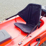 ขาย Magideal Luxury Sit On Top Kayak Canoe High Back Rest Intl ออนไลน์ จีน