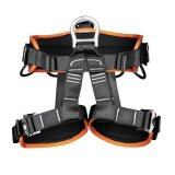 ซื้อ Magideal Professional Safety Rock Climbing Rappelling Harness Seat Bust Belt Orange ออนไลน์ ถูก