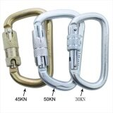 ขาย Marvogo Mountaineering Climbing Equipment Carabiner Scr*w Lock 50Kn Intl ใน จีน