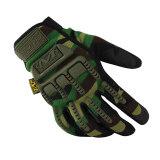 ซื้อ Mechanix Men Gloves Wear M Pact Military Tactical Army Motocycle Bicycle Shooting Gloves Green ออนไลน์ ถูก