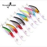 ราคา Mermaidknight 8Pc เหยื่อตกปลามินิ 8 สีเหยื่อตกปลา 11Cm 9 3G อุปกรณ์ตกปลาเหล็กกล้าคาร์บอนสูง 6 ตะขอสามขา ถัก ราคาถูกที่สุด