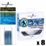 ราคา Mermaidknight Brand New Camouflage 8 Braided Fishing Line 150M 2Colors 10 100Lb Camouflage Complex Waters Place Pe Improve 30 Success Rate 28Mm Intl ราคาถูกที่สุด