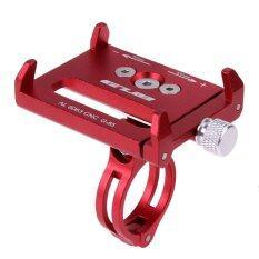 โปรโมชั่น Metal Anti Slide Bike Bicycle Holder Handle Phone Mount Handlebar Extender Red Intl จีน