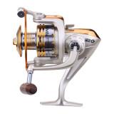 ราคา รอกตกปลารอกโลหะหมุนฝาอลูมิเนียมม้วน Pesca ปลาคาร์พ Top6000 Vakind เป็นต้นฉบับ