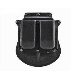 ราคา Military Tactical Holster Rh Paddle Gl2 For G17 19 22 23 31 32 34 35 Black Double Magazine Pouch 6900 Intl เป็นต้นฉบับ