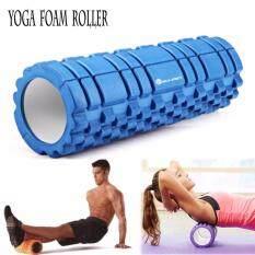 ขาย Mily Sport Eva Point โยคะโฟม Roller สำหรับออกกำลังกายหน้าแรกการนวดสรีระบำบัดสีดำสีฟ้าสีแดง Unbranded Generic เป็นต้นฉบับ