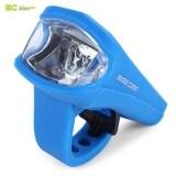 ขาย ซื้อ Minicar Basecamp Mtb Bicycle 3W Led Silica Gel Waterproof Usb Charging Front Light Lamp Bike Accessories Color Blue Intl ใน Thailand