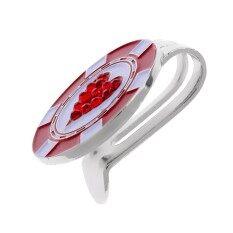 Miracle Shining คลิปหนีบหมวกกอล์ฟ W/ที่ถอดออกได้เครื่องหมายลูกแม่เหล็กแบบพกพาของขวัญหัวใจ - Intl.