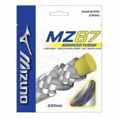 MIZUNO เอ็นแบดมินตัน รุ่น MZ 67 ADVANCE FUSION (สีเขียว)