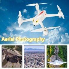 Mjx B2c 1080 จุดกล้อง Rc เครื่องบิน, มอเตอร์ไร้แปรง Esc อิสระเครื่องส่งสัญญาณอัจฉริยะนาฬิกาปลุก, แบตเตอรี่ความจุสูงเครื่องบิน Gps สีขาว - Intl.