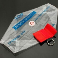 ราคา Moonar Cpr Resuscitator Mask With Key Ring Keychain First Aid Rescue Face Shield Rescue Intl Moonar Thailand