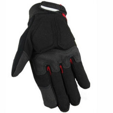 ซื้อ Moonar Outdoor Camouflage Military Tactical Airsoft Shooting Hunting Full Finger Racing Riding Gloves Black M Intl ออนไลน์ จีน