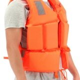 ราคา Moonar Useful *d*lt Foam Swimming Life Jacket Vest With Sos Whistle Intl ออนไลน์