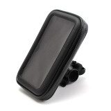 ราคา Motorcycle Bike Handlebar Holder Mount Waterproof Bag Case For Mobile Phone Gps Intl ที่สุด