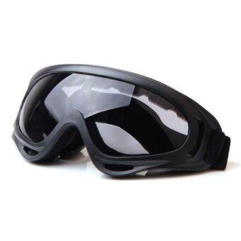 รถจักรยานยนต์ด้านนอกกันลมกีฬาจักรยานขี่สกีแว่นตากระจก GY - นานาชาติ