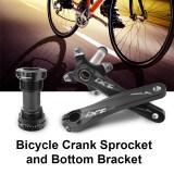 ซื้อ ภูเขา Crankset อลูมิเนียมจักรยานหมุนเฟืองด้านล่าง 170 มิลลิเมตร Cs400