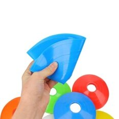 ขาย Multi Color Soft Round Cone Space Marker Football Fitness Training Team Sport Intl ถูก จีน