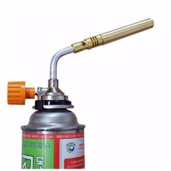 Multi Purpose GAS Torch KLL-7104 หัวพ่นไฟ หัวพ่นไฟทำอาหาร หัวพ่นไฟแต่งหน้าขนมเค้ก ทำซูชิ หัวเป่าแก๊ส หัวพ่นแก๊ส หัวเป่าไฟ หัวพ่นไฟแก๊สกระป๋อง หัวพ่นไฟความร้อนสูง หัวไฟแช็คหัวฟู่ใหญ่ หัวพ่นไฟจุดเตาถ่าน แค้มปิ้ง หัวปืนพ่นไฟ ใช้งานเอนกประสงค์