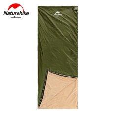 ส่วนลด คอรัล Naturehike กำมะหยี่ซองจดหมายพร้อมถุงนอนนอกบ้านตั้งแคมป์เดินทางพกพาครอบถุงขี้เกียจ Nh17S015 S นานาชาติ Nature Hike