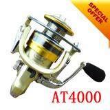 ขาย ซื้อ Nbs 13 1 5 5 1 Carp Feeder Fishing Reel Metal Bait Spinning Wheel Fishing Reels At4000 ใน จีน