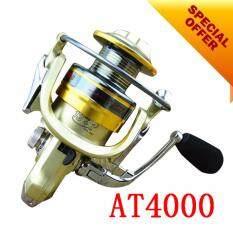 โปรโมชั่น Nbs 13 1 5 5 1 Carp Feeder Fishing Reel Metal Bait Spinning Wheel Fishing Reels At4000